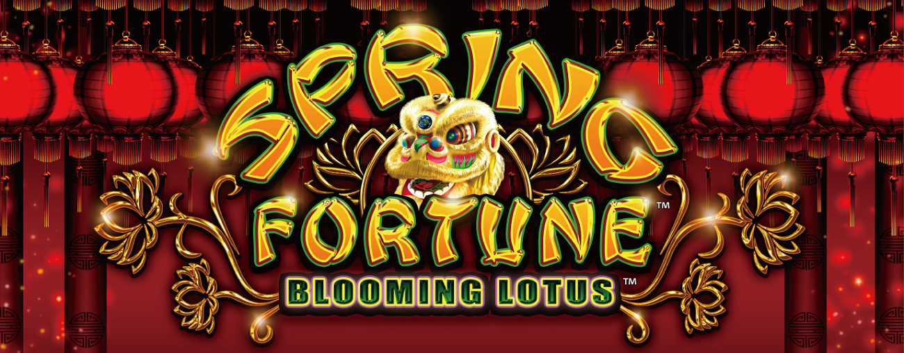 SPRING FORTUNE Blooming Lotus