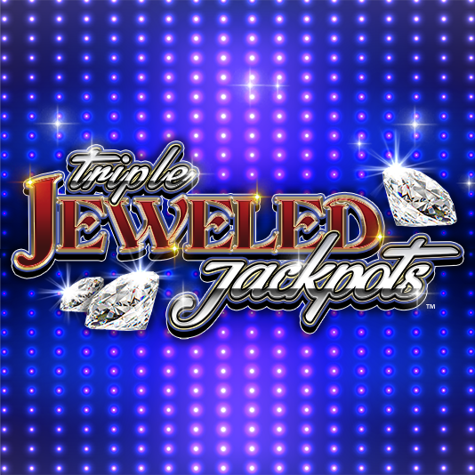 Triple JEWELED Jackpots