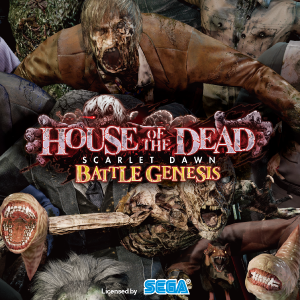 HOUSE OF THE DEAD SCARLET DAWN BATTLE GENESIS