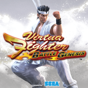 Virtua Fighter BATTLE GENESIS