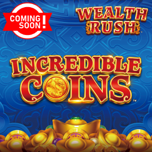 Wealth Rush - Incredible Coins